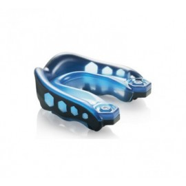 Shock Doctor GEL MAX - chránič zubů - ČERNO / MODRÝ 6103A