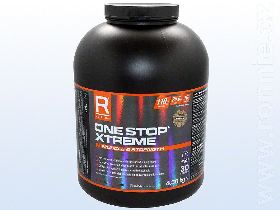 Reflex Nutrition One Stop Xtreme 4,35kg