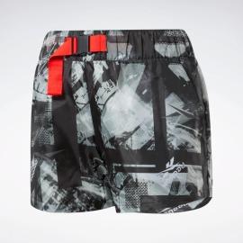 Dámské šortky REEBOK MYT - černo/bílé