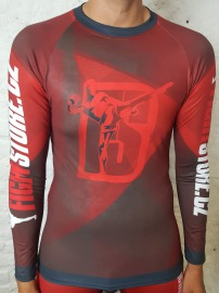 Rashguard MACHINE Fightstore dl. rukáv