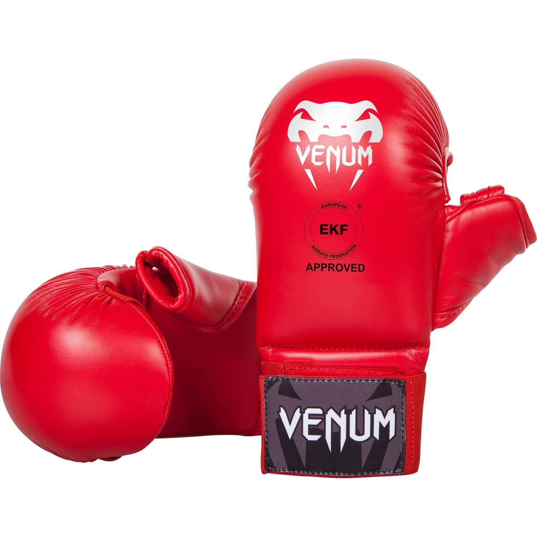 Karate rukavice VENUM - červené