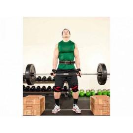 Fitness kožený opasek Harbinger