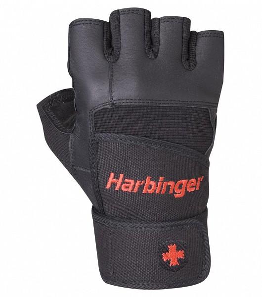 Fitness rukavice, 140 PRO wrist wrap, Harbinger