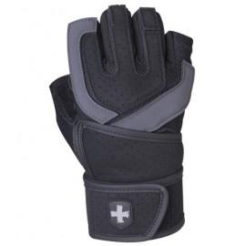Pánské fitness rukavice Harbinger 1250 - černo-šedé