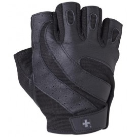 Fitness rukavice  Pro Black 143, Harbinger