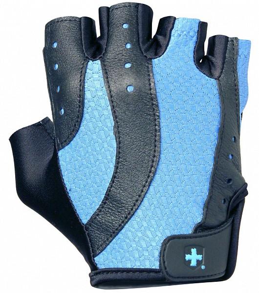Dámské fitness rukavice PRO - modré