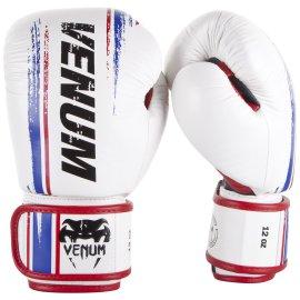 Boxerské rukavice VENUM BANGKOK SPIRIT - bílé