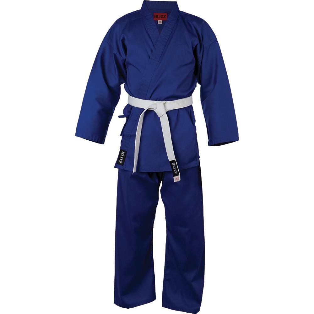 Dětské Kimono BLITZ Student - modré