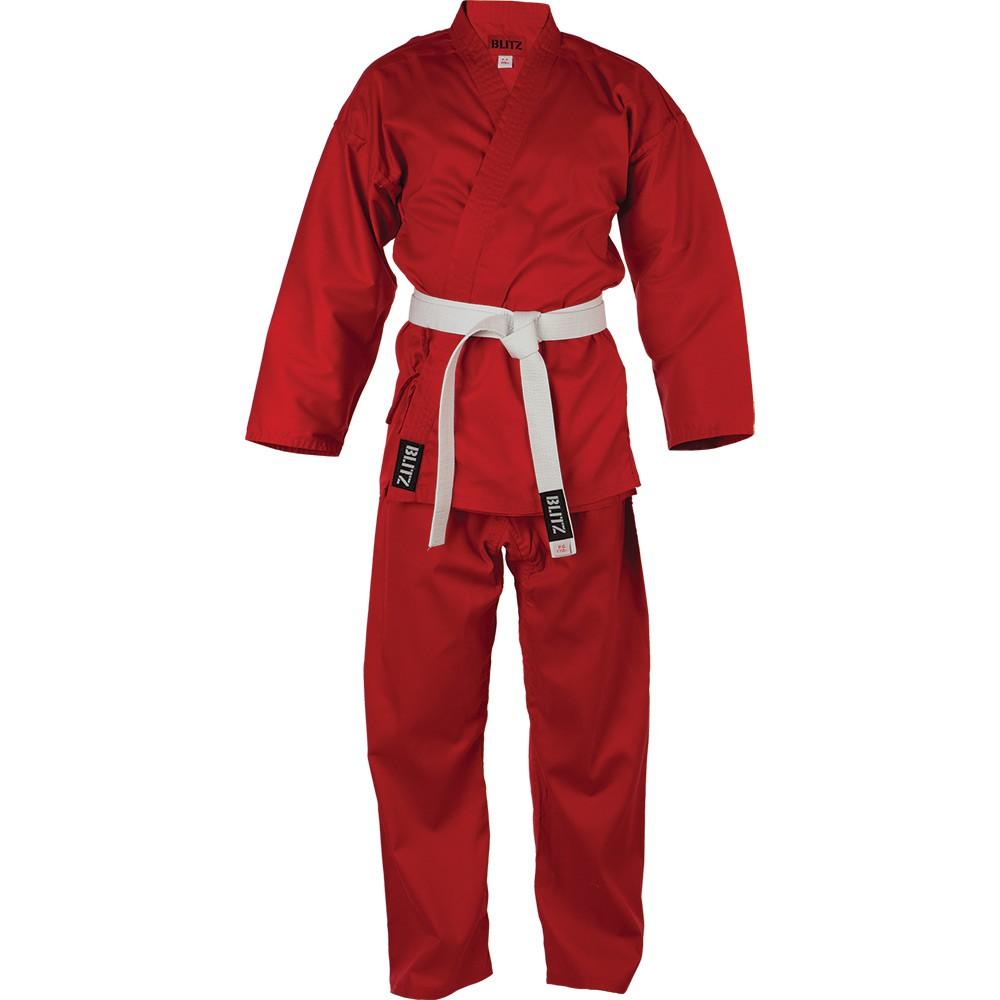 Kimono BLITZ Student - červené