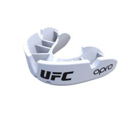 Chránič zubů Opro UFC Junior - bronz/bílý