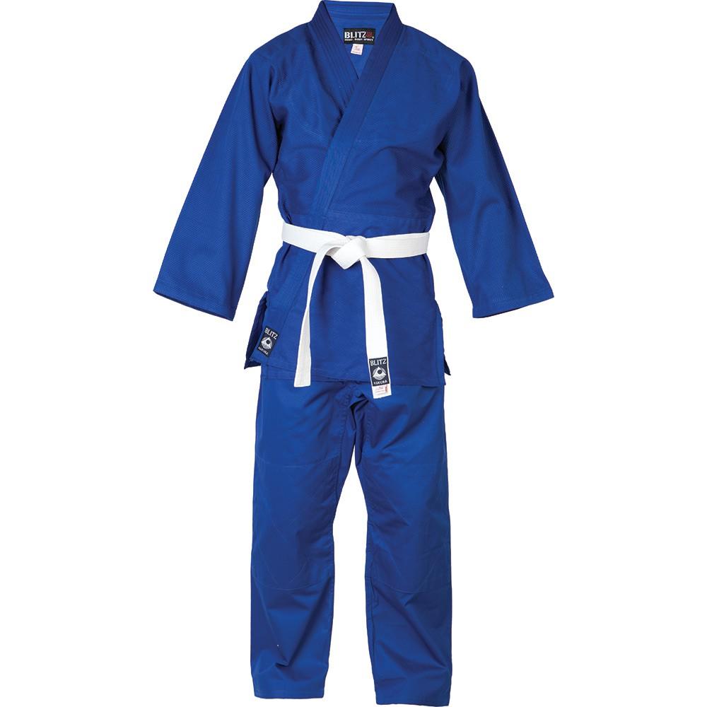 Kimono BLITZ Judo Student - modré