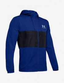 Pánská Bunda UNDER ARMOUR Sportstyle Wind - modrá