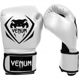 Boxerské rukavice VENUM Contender - Bílé