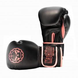 Dámské boxerské rukavice Machine Killer - černo / růžové