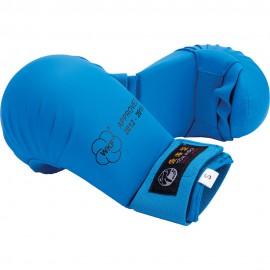 Karate rukavice BLITZ Tokaido bez palce - modré