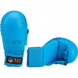 Karate rukavice BLITZ Tokaido - modré