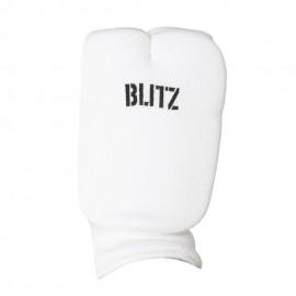 Karate rukavice BLITZ elastické - bílé