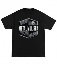 Pánské triko Metal Mulisha EMBLEM - černá