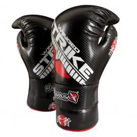 Karate rukavice HAYABUSA Winged Strike - černé