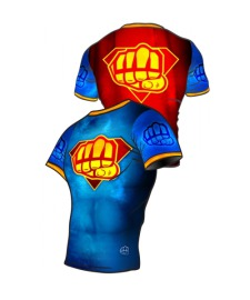 Rashguard FORMMA SUPERMAN PUNCH