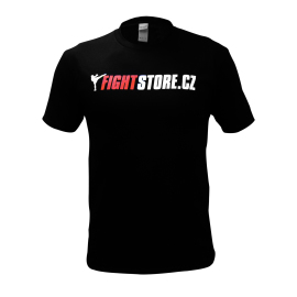 Triko Machine FIGHTSTORE - černé