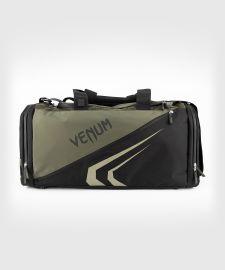 Sportovní taška VENUM Trainer Lite Evo Sports - černo/zelená