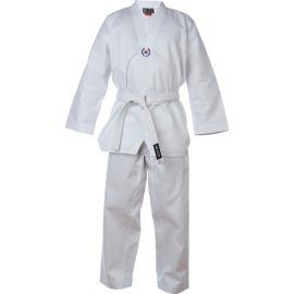 Dospělé Taekwondo kimono ( Dobok ) BLITZ Polycotton - bílé