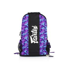 Batoh Fairtex Purple Camo