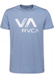 Pánské triko VA RVCA DEJA BLUE