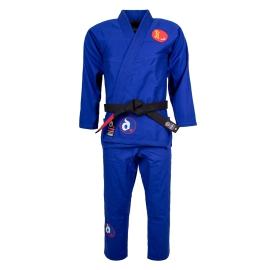 Tatami Pánské Kimono x Delariva Premium Gi - blue