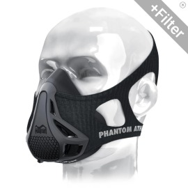 Tréninková maska Phantom 2.0 s filtrem
