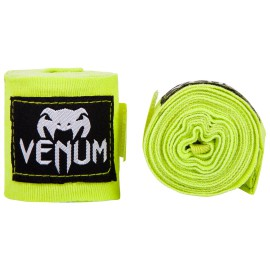 Boxerské bandáže značky VENUM KONTACT - 2,5 m NEO žluté