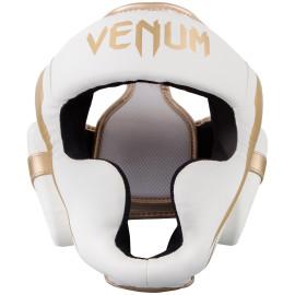Helma VENUM ELITE - bílo/zlatá
