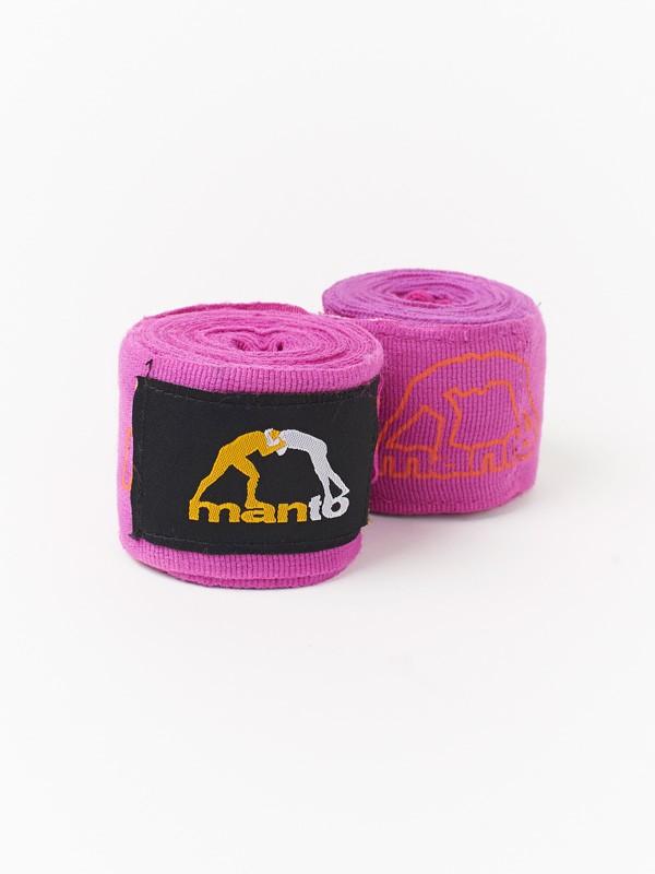 Bandáže Manto COMBO 4 M - růžové