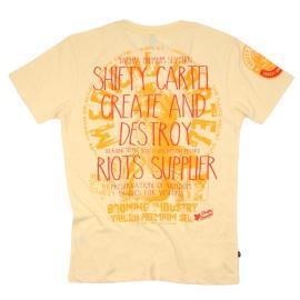 Yakuza Premium Pánské tričko 2916 - žluté