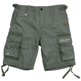 Yakuza Premium Pánské šortky 3060 - zelené