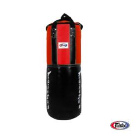 Boxovací pytel Fairtex HB2F - černočervený 90cm