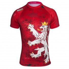 Rashguard MACHINE Czech Limited Edition