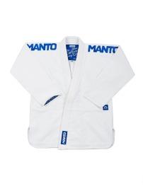 """MANTO Kimono """"X4"""" BJJ GI - bílé"""