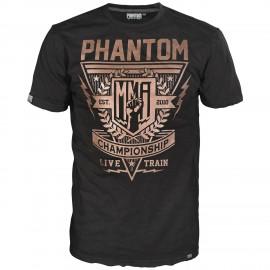 """Pánské tričko Phantom """"Propaganda"""" - černé"""