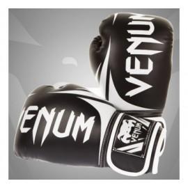 Boxerské rukavice VENUM CHALLENGER 2.0. - Černé