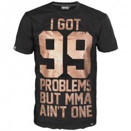 """Pánské tričko Phantom """"99 Problems"""" - černé"""