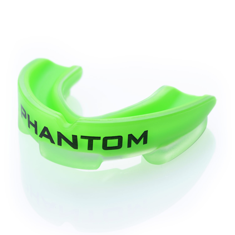 "Chránič zubů Phantom ""Impact"" - neonově zelený"