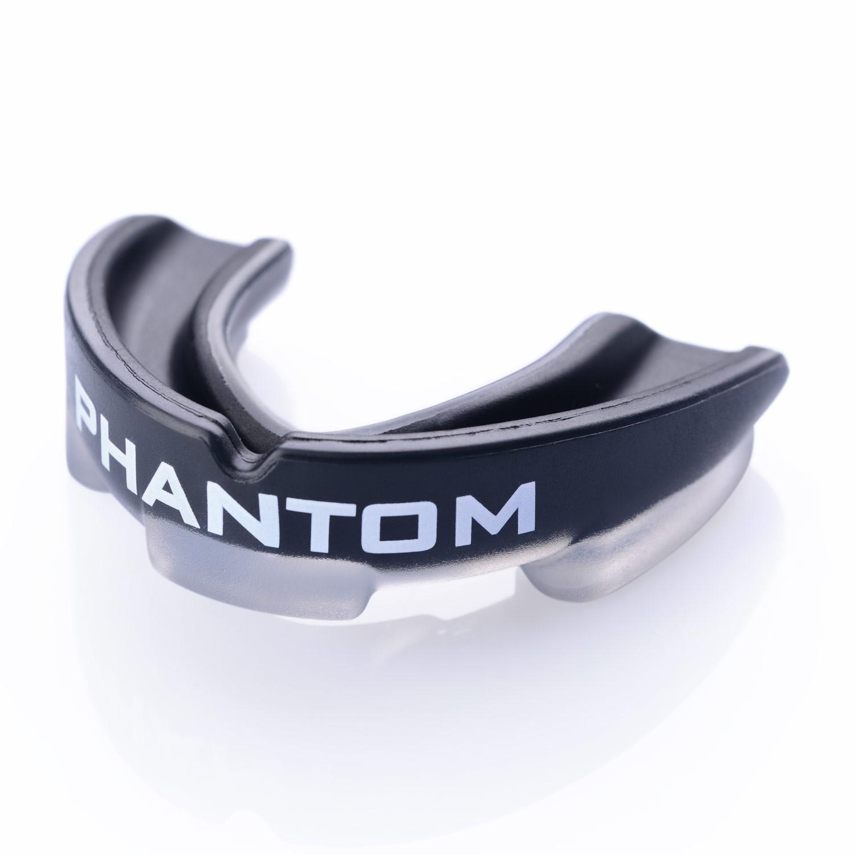 """Chránič zubů Phantom """"Impact"""" - černý"""
