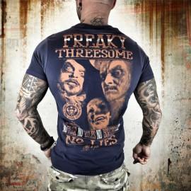 Pánské tričko YAKUZA Freaky - modré