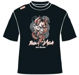 Funkční triko Baba Jaga - černé
