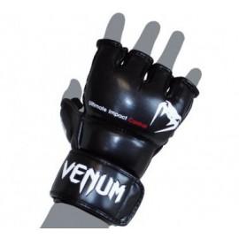MMA rukavice Venum Impact - Černé