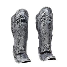 Chrániče holení Top King SUPER SNAKE black silver