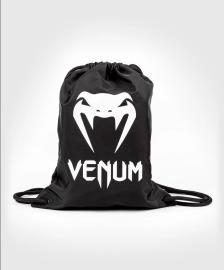 Sportovní batoh VENUM Classic Drawstring Bag - Black/White