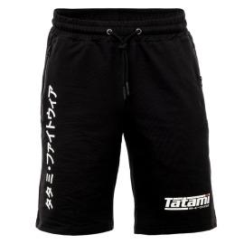 Pánské šortky Tatami Fightwear Logo - černé